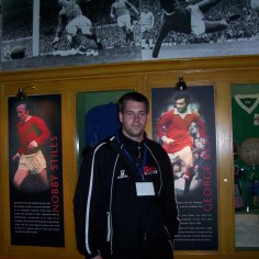 Manchester United Museum, Old Trafford - 2004