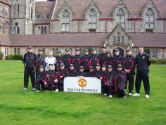 Manchester United Soccer Schools - 2004