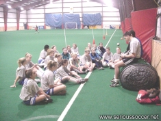 Nova Scotia Provincial Team Training - 2000