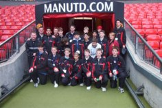 Tunnel, Old Trafford, UK - 2004