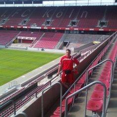 FC Koln - Rhein Energie Stadion - Cologne Germany - 2001