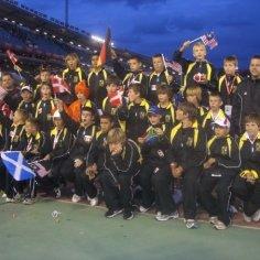 Opening Ceremonies - Gothia Cup - Sweden 2008